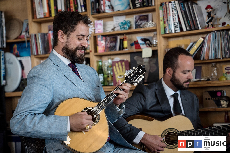 Danilo Brito on Tiny Desk Concert of NPR
